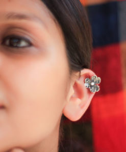 Floral Ear Clip